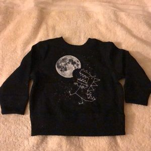 Boys Long Sleeve Sweet Shirt